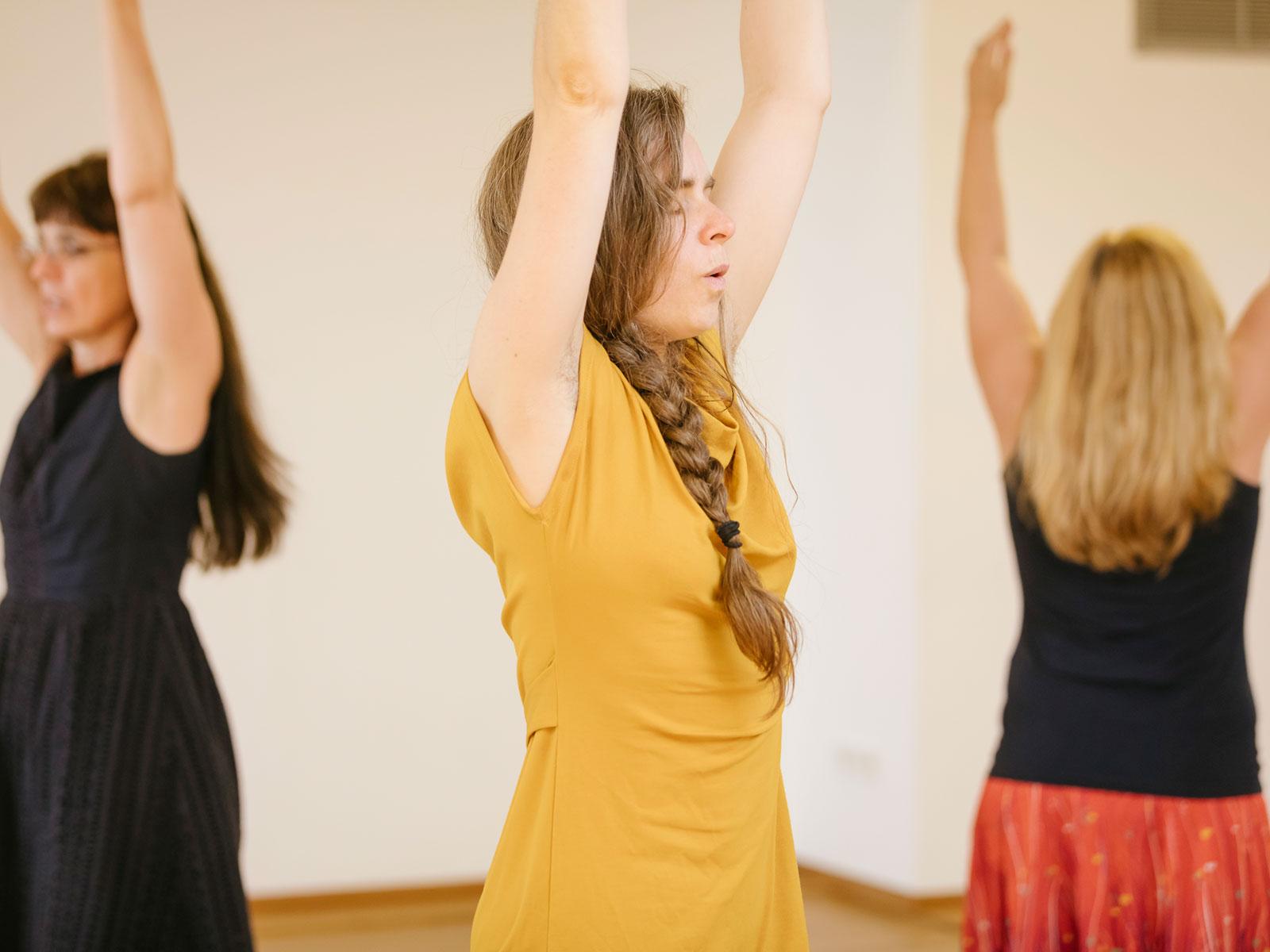21 Tage Dynamische Meditation   Osho UTA Institut