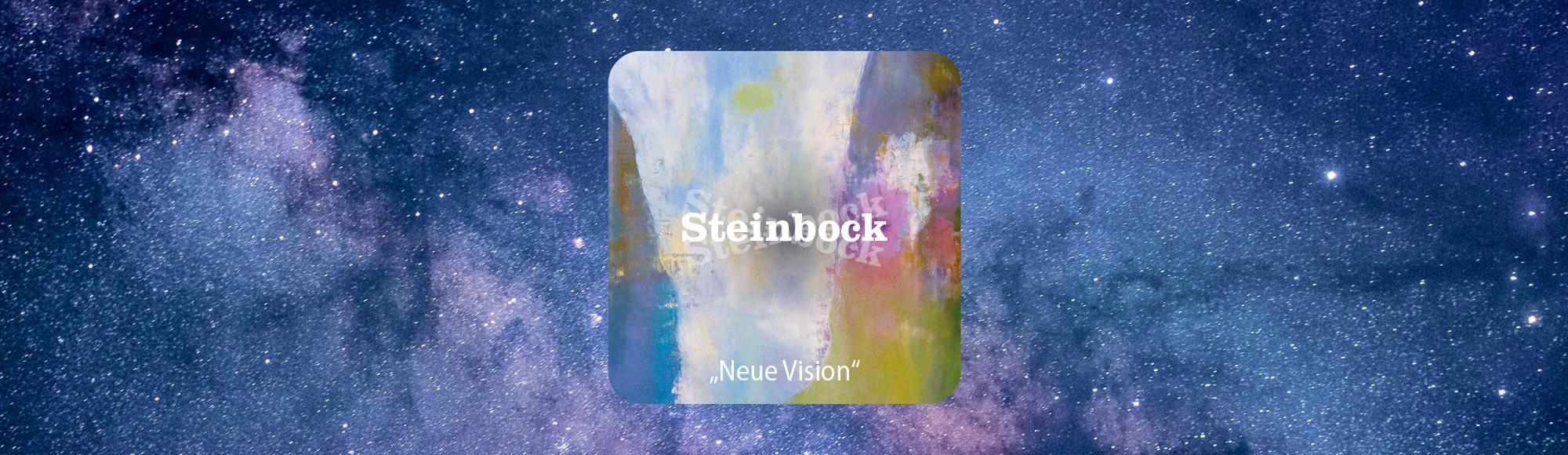 Jahreshoroskop Steinbock 3 Dekade